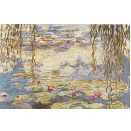 Wandkleed De Waterlelies