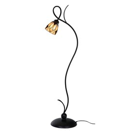 Tiffany Vloerlamp Lovely Parabola small