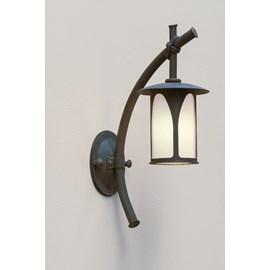 (Buiten) Wandlamp Bamboe
