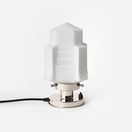 Tafellamp Apollo 20's Nikkel