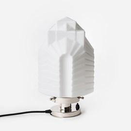 Tafellamp Chrysler 20's Nikkel