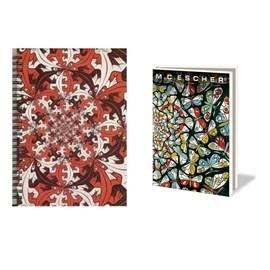 Notitieboek & Kaartenmapje Escher   Symmetrie