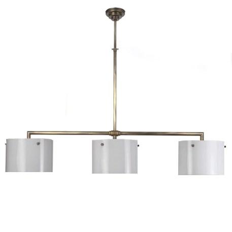 T-Lamp Haaks met 3 Open Cilinders