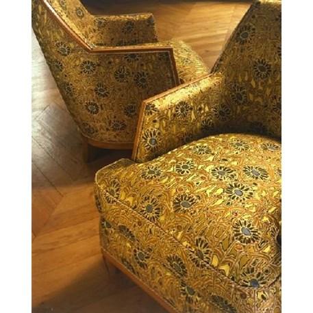 Sfeerimpressie Meubel/Gordijn Stof Lalique
