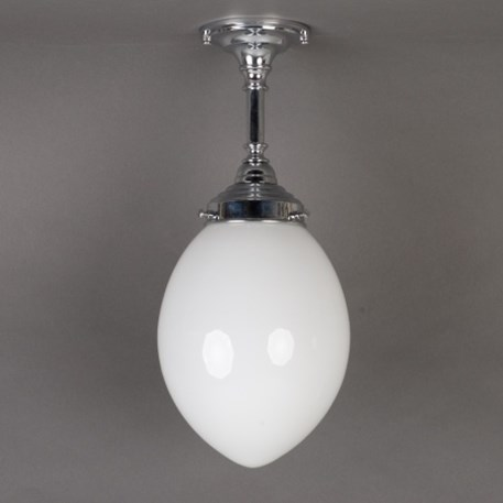 Badkamer Plafondlamp/Hanglamp Egg