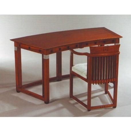 Art Deco Schrijftafel / Bureau Jane