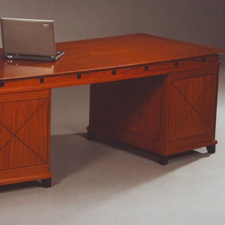Art Deco Bureau Alexander
