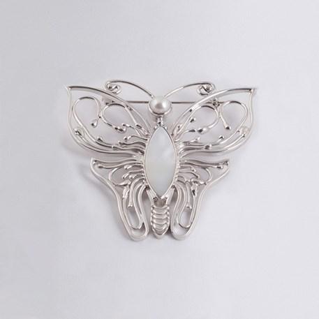 Broche/Hanger Papillon