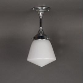 Badkamer Hanglamp Schoollamp Middel