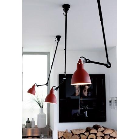 Oplossing voor een verkeerd aansluitpunt; wandlamp La Lampe Gras