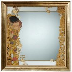 Spiegel Klimt 'De Kus'