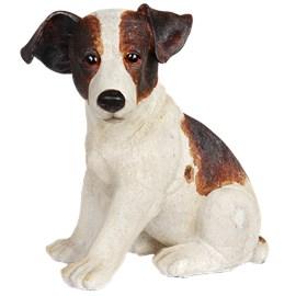 Sculptuur Puppy Russel
