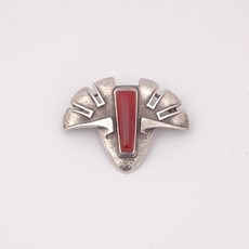 Art Deco Broche Expressio