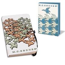 Notitieboek & Kaartenmapje Escher | Dieren