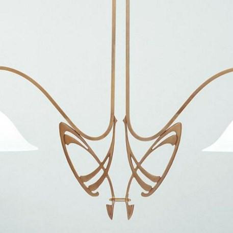 T-Hanglamp Victor Horta