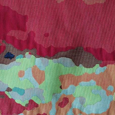Detail Wandtapijt De Vlucht