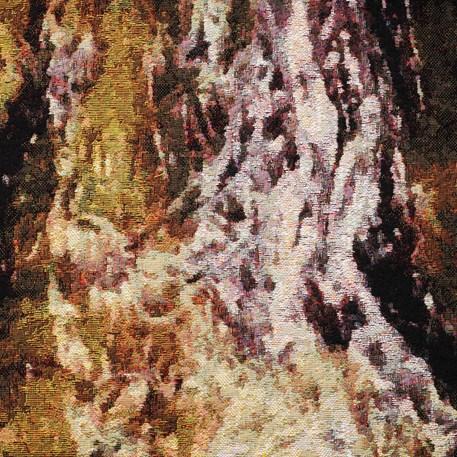 Detail Wandkleed Lenteboom