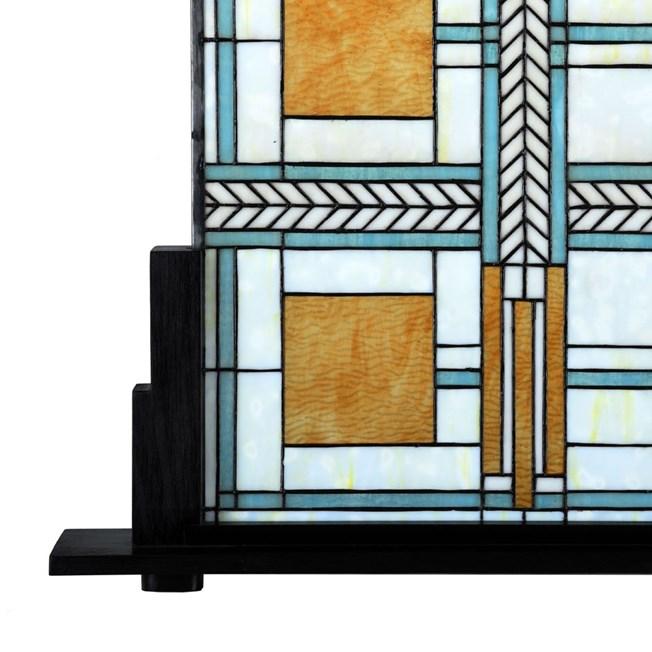Frank Lloyd Wright Tiffany Paneel Detail