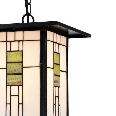 Tiffany Hanglamp Frank Lloyd Wright Detail
