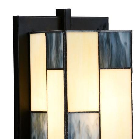 Tiffany Wandlamp Mondriaan Detail