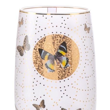 Detail Vaas Butterflies