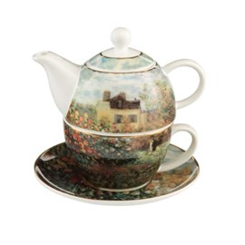 Het Schildershuis - Tea for One