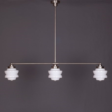 Hanglamp 3-Lichts met Small Top