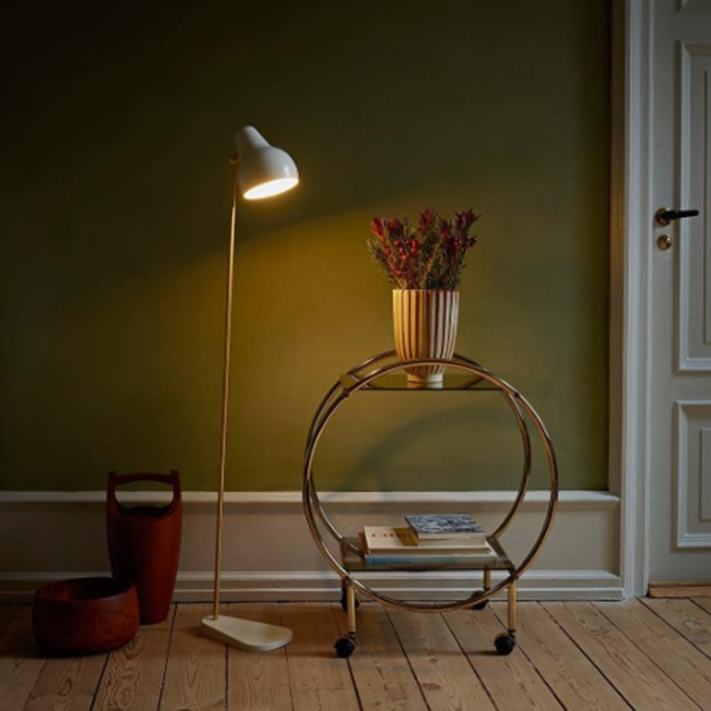 Louis Poulsen VL38 Vloerlamp