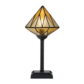 Tiffany Tafellamp Aiko Yellow