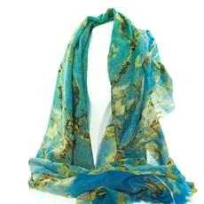 Sjaal Van Gogh - Amandelbloesem