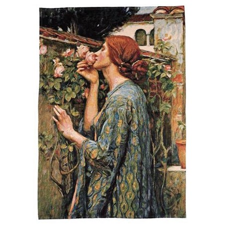 Wandtapijt The Soul of the Rose | John William Waterhouse