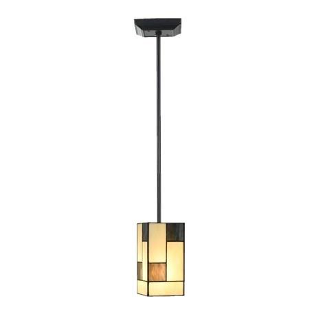Tiffany Hanglamp Mondriaan pendel small