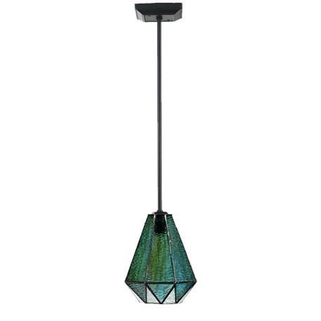 Tiffany Hanglamp Arata Green Pendel