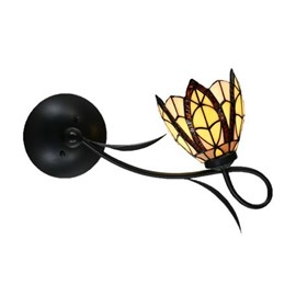 Tiffany Wandlamp / Plafonnière Lovely Flow Souplesse small