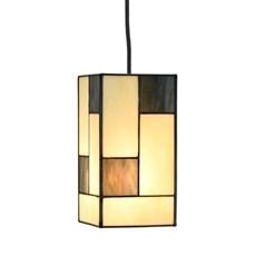 Tiffany Hanglamp Mondriaan small square
