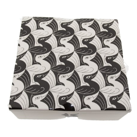 Box Birds Escher