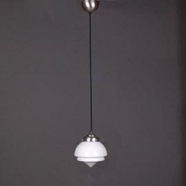 Hanglamp Linnen Vintage Snoer Small Pointy