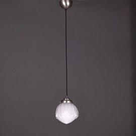 Hanglamp Linnen Vintage Snoer Lotus
