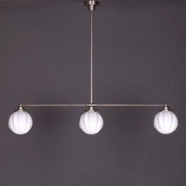 Hanglamp 3-Lichts met Carambola