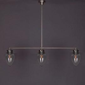 Hanglamp 3-Lichts Menhir Bubbel Helder