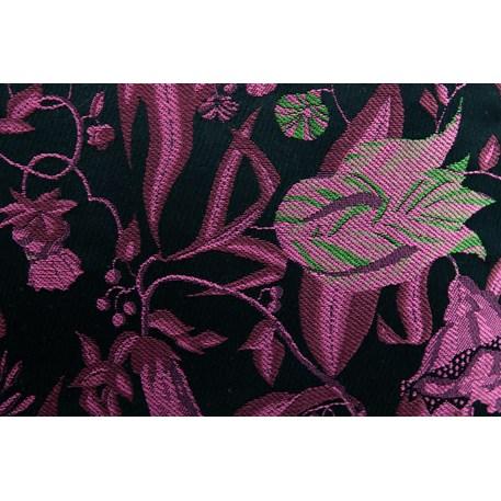 Kussen Zijdebloem Fuchsia