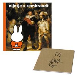 Cadeauset Nijntje x Rembrandt