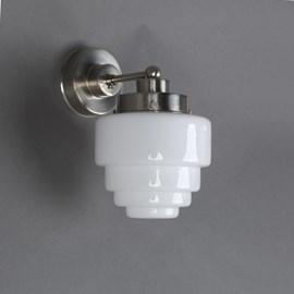 Wandlamp Smal Getrapt