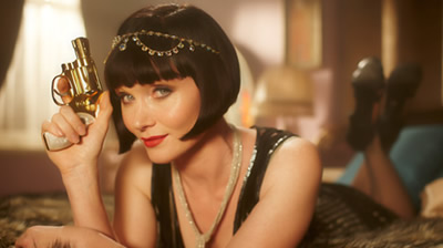 Miss Fisher.